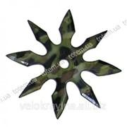 Метательная звезда-сюрикен 8Ц фото