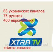Установка спутникового телевидения EXTRA TV фото