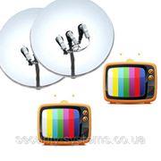 """Пакет спутникового телевидения """"Стандарт Плюс"""" на 2 телевизора фото"""