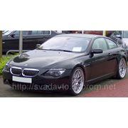 Свадебное авто BMW 650 фото