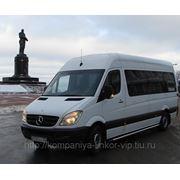 Автобус Мерседес SPRINTER, трансфер, развозка, свадьбы фото