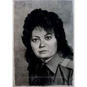 ВОЕННЫЙ ПОРТРЕТ фото