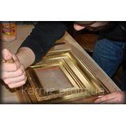 Изготовление рамок для картин фото