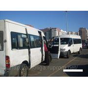 Микроавтобусы 14мест: трансфер, корпоратив, свадьбы фото