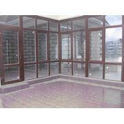 2-х уровневая 6-ти к. квартира (о/п 225 м2) с внутренним двориком (72 м2) + балкон фото