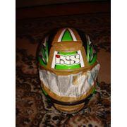 Аэрография на шлеме фото