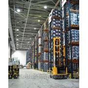 Прием и обработка товаров и транспортных средств на СВХ фото