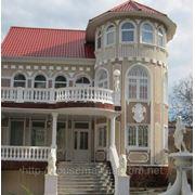 Дом в тихом месте рядом с пляжем Аркадия - 450 кв.м. фото