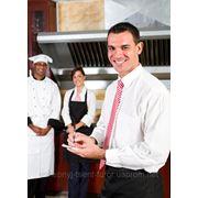Курсы управляющие рестораном. Ресторатор фото