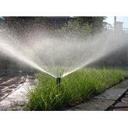 Установка систем полива для сада в Алматы фото
