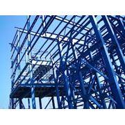 Работы по защите металлоконструкций в машиностроении фото