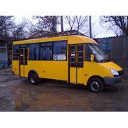 Микроавтобусы 25 мест ГАЗель-Бизнес фото
