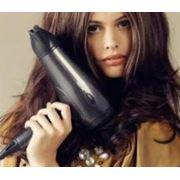 Горячая укладка волос фото