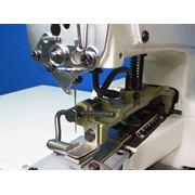 Компьютеризированные вышивальные машины цепной стежки фото
