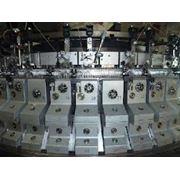 Машины кругловязальные двухфонтурные фото