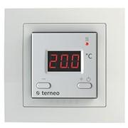 Терморегулятор terneo st для теплого пола фото