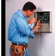 Монтаж наладка систем аварийной связи и оповещения. Монтаж обслуживание систем безопасности. Монтаж систем безопасности связи сигнализации. фото