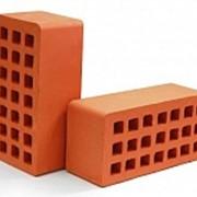 Кирпич облицовочный керамический полуторный 250х120х88 М-150 Красный, 352 шт., МЗКСМ фото