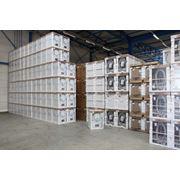 Напольное хранение грузов. Полный спектр логистических услуг фото