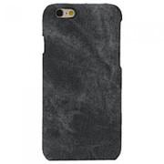 Чехол бампер для iPhone 6 Джинса (пепельный) фото