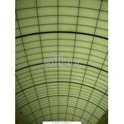 Монтаж зданий арочного типа ангаров фото