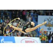 Занятия по художественной гимнастике фото