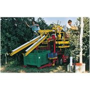 Машина (платформа/комбайн) для сбора урожая фруктов фото