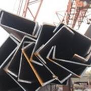 Швеллер гнутый стальной фото