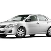 New Corolla sedan фото
