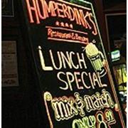 Sparkle Neon Board фото