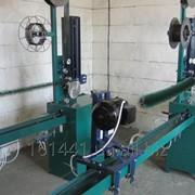 Оборудование для изготовления искусственной хвои, ершокрутильный станок фото