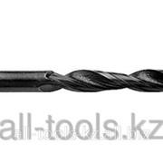 Сверло Зубр Эксперт по дереву, спираль ное с М-образной заточкой, парооксидированное, 4х70мм Код: 29421-070-04 фото