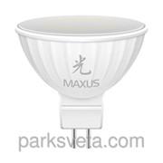Лампа диодная MR16 5W 3000K 220V GU5.3 AP фото