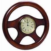 Часы-руль настенные, арт. 4208 фото