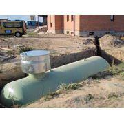 Газгольдеры. Емкости подземные для хранения сжиженного углеводородного газа (СУГ) фото