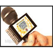 OLED Реклама на микрофон фото