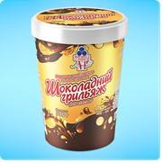 Мороженое Грильяж фото