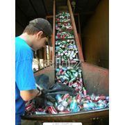 Утилизация отходов мусора. Сбор и переработка бытовых отходов. Переработка мусора фото