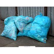 Утилизация отходов мусора. Утилизация промышленных отходов. Уничтожение различных категорий отходов фото