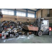 Заготовка переработка и реализация лома черных металлов