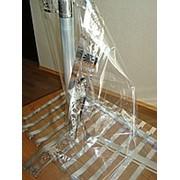 Вакуумная металлизация поверхностей, металлизация цветочной упаковки фото