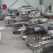 Установка нанесения этикеток (на плоскость), производительность при длине этикетки 70 мм 2000 шт/ч фото