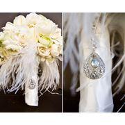 Букет невесты бутоньерка фото