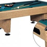 Бильярдный стол для пула ELIMINATOR 8 ф светлый фото