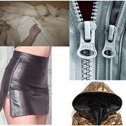 замена молнии в шубе в дубленке на кожаных брюках в юбке и на любой верхней одежде. Киев. фото