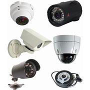 Установка систем видеонаблюдения с подключением фото