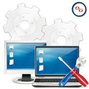 Обслуживание компьютерной техники разовое (1-2 компьютера) фото