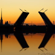 Великолепие Санкт - Петербурга. Город мостов. фото