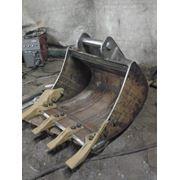 Ковш для мини экскаватора фото