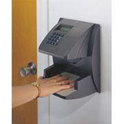 Установка биометрических систем по отпечатку пальца фото